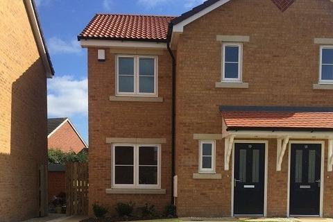 2 bedroom semi-detached house to rent - Phoenix Way, Gildersome