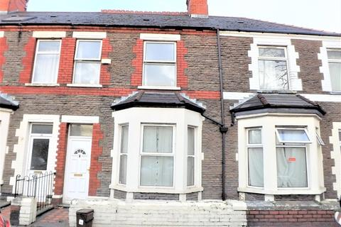 5 bedroom terraced house to rent - Whitchurch Road, Gabalfa, Cardiff, CF14 3LW