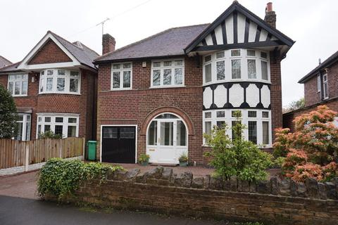 4 bedroom detached house for sale - Wollaton Road, Wollaton, Nottingham, NG8