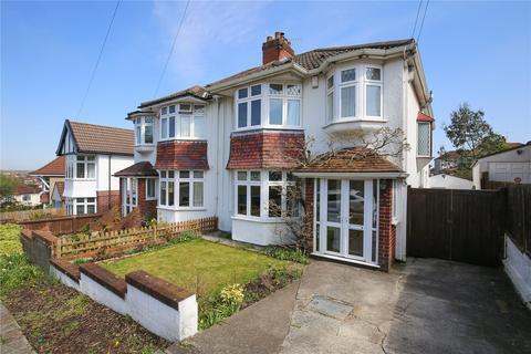 4 bedroom semi-detached house for sale - Hill Burn, Henleaze, Bristol, BS9