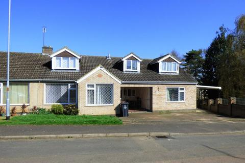 5 bedroom semi-detached house for sale - 16a, Homestead Rise, Wootton, Northampton  NN4 6LE