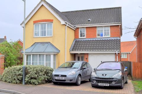 6 bedroom detached house to rent - Mardle Street, Norwich