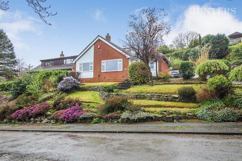 3 bedroom detached bungalow for sale - Basnetts Wood, Endon, Stoke-on-Trent, ST9 9DQ