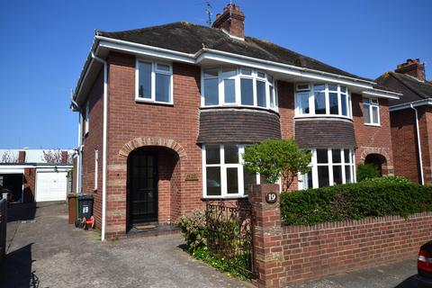 3 bedroom semi-detached house to rent - Edwin Road, Exeter, EX2 8JF