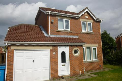 3 bedroom detached house to rent - Navigation Way, Hull