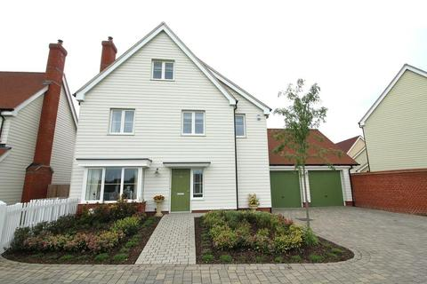 5 bedroom detached house for sale - William Porter Close, Springfield, Chelmsford, Essex, CM1