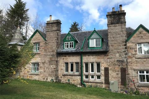 1 bedroom terraced house to rent - Bush Cottage, Glen Tanar, Aboyne, Aberdeenshire
