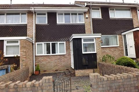 3 bedroom terraced house for sale - THE HAWTHORNS - Refurbished, mid link family home overlooking Glyncoed Primary School