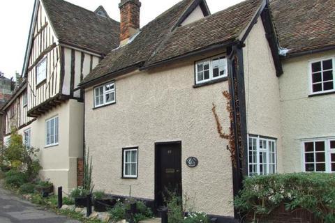 2 bedroom terraced house to rent - Church Street, Shillington, SG5