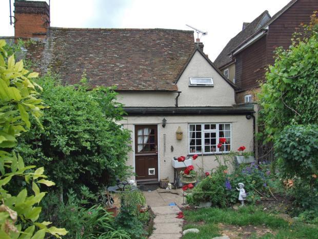 Church st rear of house