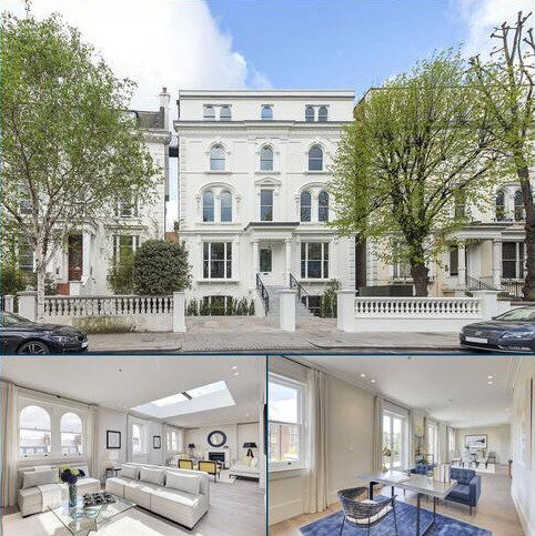 3 bedroom flat for sale - Pembridge Crescent, Notting Hill, London, W11