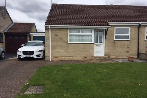 2 bedroom semi-detached bungalow to rent - 41 Sorby Way, Wickersley, Rotherham. S66 1DR