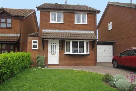 3 bedroom detached house to rent - Gillows Croft, Solihull, B90 4UH