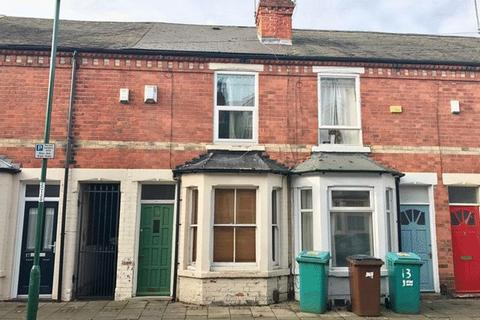 2 bedroom terraced house to rent - Cecil Street, Nottingham