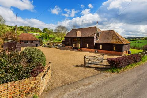 4 bedroom barn conversion for sale - Shacklands Road, Shoreham TN14