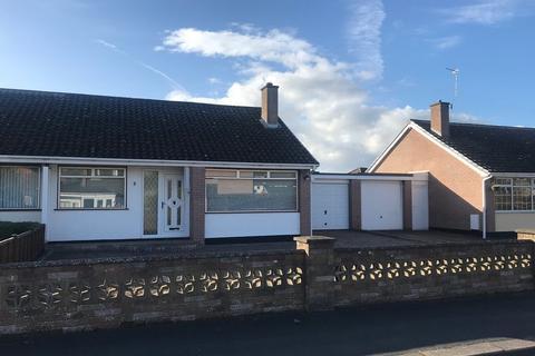 2 bedroom semi-detached bungalow to rent - Low Moorlands, Dalston