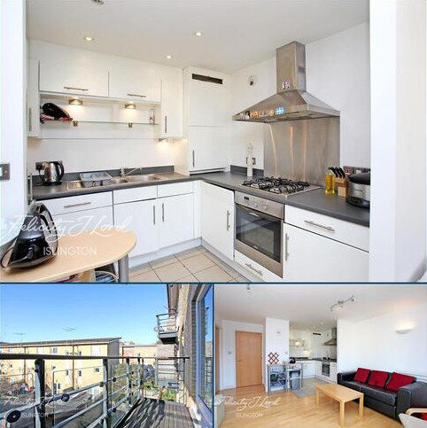 2 bedroom flat to rent - Clephane Road, Islington, N1