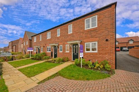 3 bedroom end of terrace house for sale - Sorbus Avenue, Hadley, TF1
