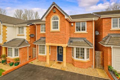 4 bedroom detached house for sale - Hama Drive, Ketley, TF2