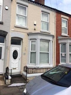 4 bedroom terraced house to rent - Bigham Road, Liverpool