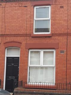 2 bedroom terraced house to rent - Grosvenor Road, Wavertree, Liverpool