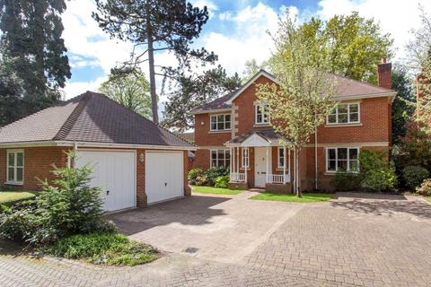 5 bedroom detached house for sale - Dellwood Park, Caversham Heights