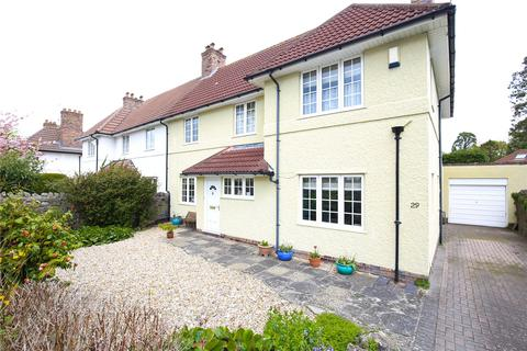 4 bedroom semi-detached house for sale - Southmead Road, Henleaze, Bristol, BS10