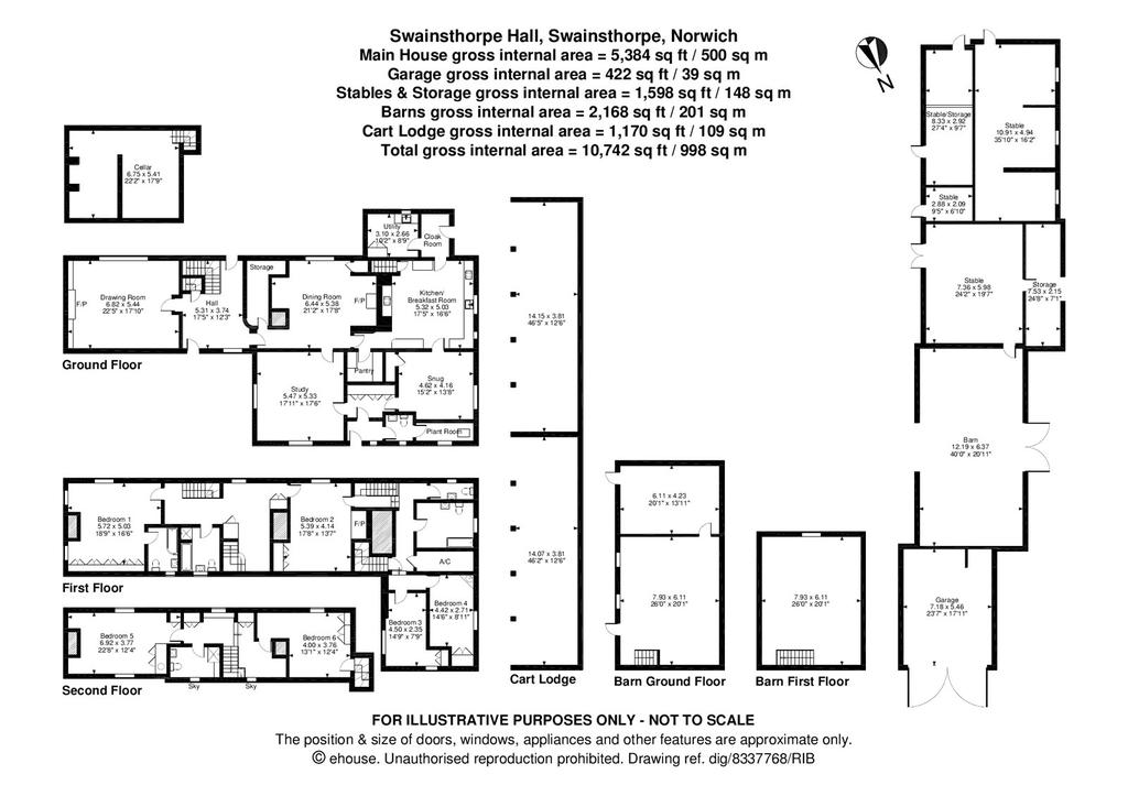 Floorplan: Picture No. 23