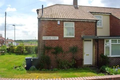 2 bedroom semi-detached house to rent - Ashbrooke Street, Newcastle Upon Tyne, NE3