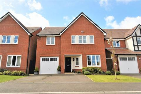 4 bedroom detached house for sale - 4 Bedroom Detached House, Hewetson Way, Bideford