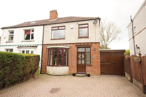 3 bedroom semi-detached house for sale - Bowshaw, Dronfield, Sheffield, S18 2GB