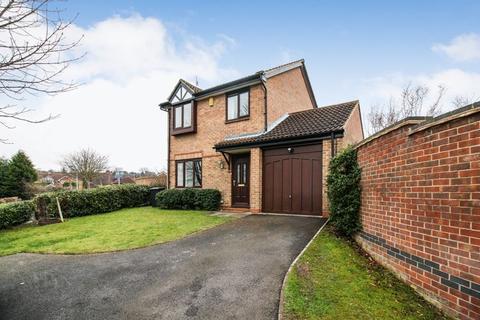 3 bedroom detached house to rent - Cranford Gardens, West Bridgford, Nottingham, NG2 7SE