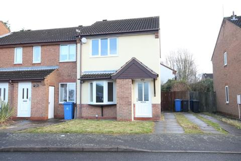 2 bedroom semi-detached house to rent - Stowmarket Drive, Derwent Heights