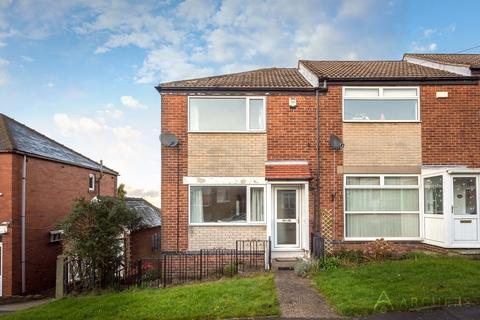 2 bedroom terraced house to rent - Toftwood Road, Crookes, Sheffield