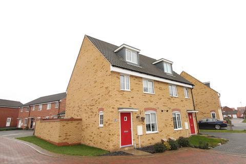 3 bedroom semi-detached house for sale - Kelburn Road, Peterborough