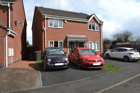 2 bedroom semi-detached house to rent - Lodge Coppice, Donnington
