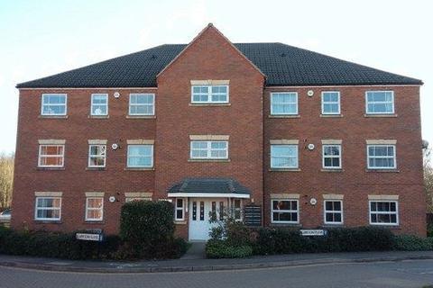 2 bedroom apartment for sale - Clarkson Close, Nuneaton, CV11 4BA