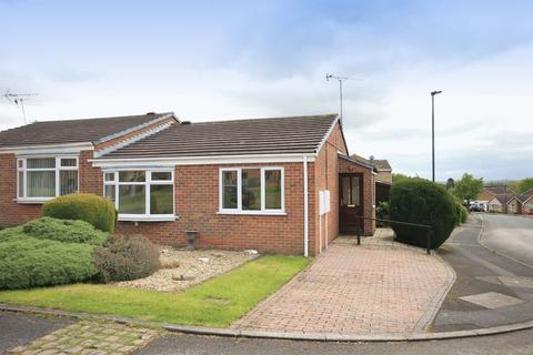 2 bedroom semi-detached bungalow for sale - HOLLYMOOR DRIVE, CHELLASTON