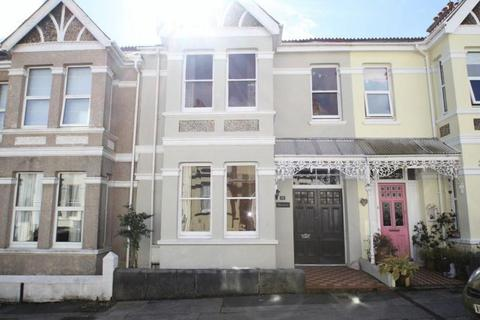 3 bedroom terraced house to rent - Onslow Road, Peverell - 3 Bed House with basement snug