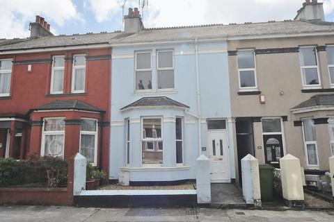 2 bedroom terraced house for sale - Forest Avenue, Plymouth. Two Double Bed property with a GARDEN.