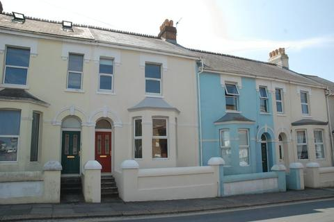 3 bedroom townhouse to rent - Cattedown Road, Plymouth - Period 3 bedroom property - FURNISHED