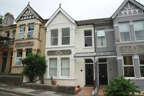3 bedroom terraced house to rent - Edgcumbe Park Road, Plymouth - Period property in sought after residential area