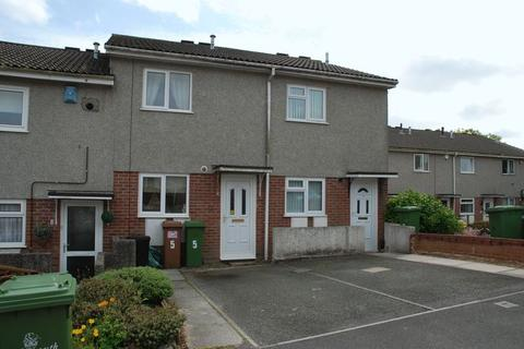 2 bedroom terraced house to rent - Butler Close, Southway - 2 Bed House Unfurnished