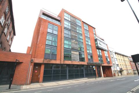 Studio to rent - Smithfield Apartments, 131 Rockingham Street, Sheffield, S1 4EY