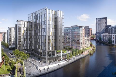 2 bedroom apartment for sale - Woden Street, Manchester, M5