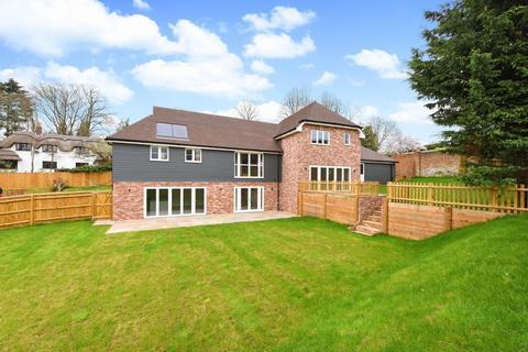 4 bedroom detached house for sale - The Glen, Impstone Road, Pamber Heath