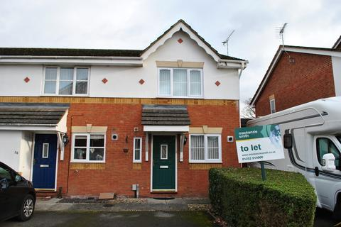 2 bedroom end of terrace house to rent - Cody Close, Ash Vale, GU12