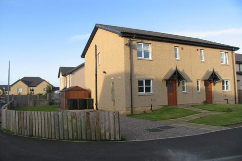 3 bedroom semi-detached house to rent - 21 Wallaceneuk, Kelso, TD5 8BR