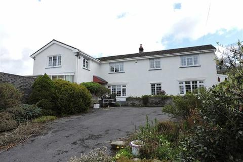 4 bedroom property with land for sale - Varteg Hill, Ystradgynlais