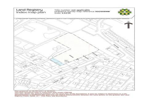 Land for sale - Land at Giles Road, Blaenavon, NP4